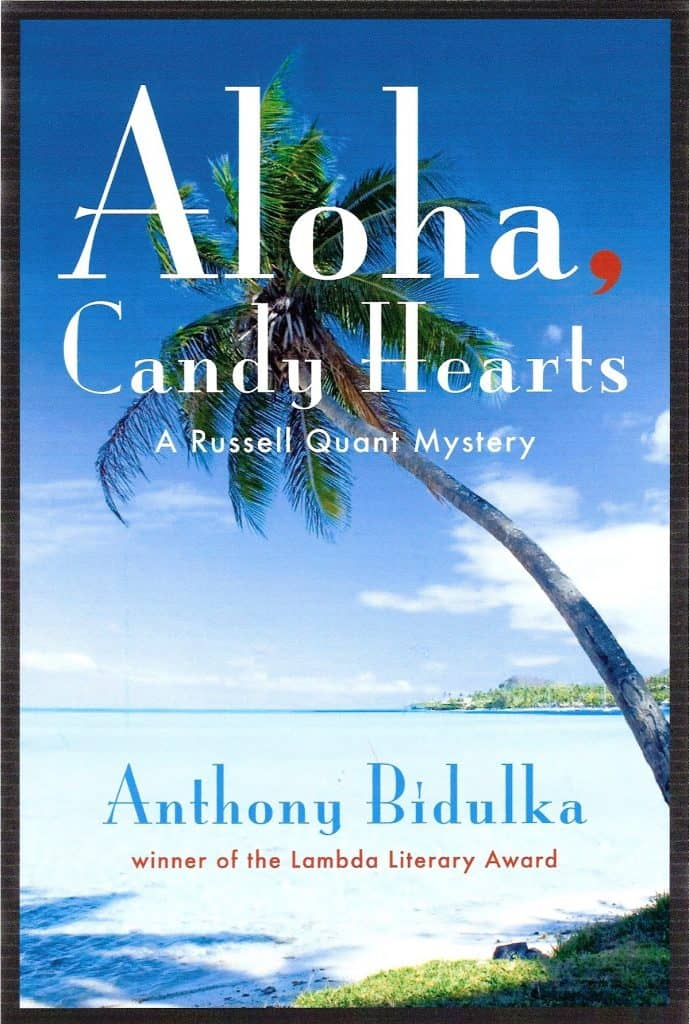 Aloha, Candy Hearts: A Russell Quant Mystery #6