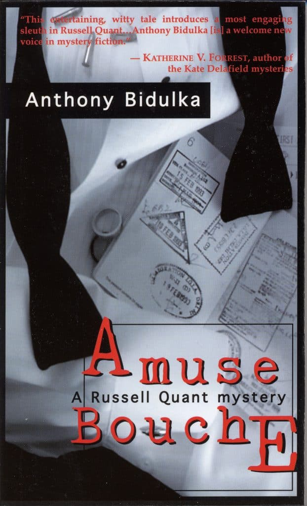 Amuse Bouche: A Russell Quant Mystery #1
