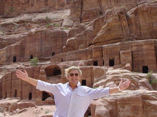 Aqaba-Petra, Jordan - 2008