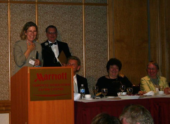 Arthur Ellis Awards 2008