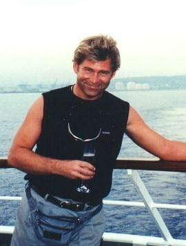 Anthony Bidulka Author Photo-Flight of Aquavit: A Russell Quant Mystery #2