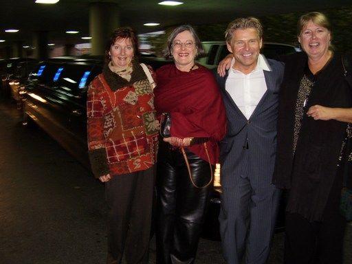 Barbara Fradkin, RJ Harlick & Vicki Delany