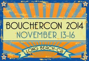 Bouchercon 2014: Murder at the Beach @ Hyatt Regency Long Beach	 | Long Beach | California | United States