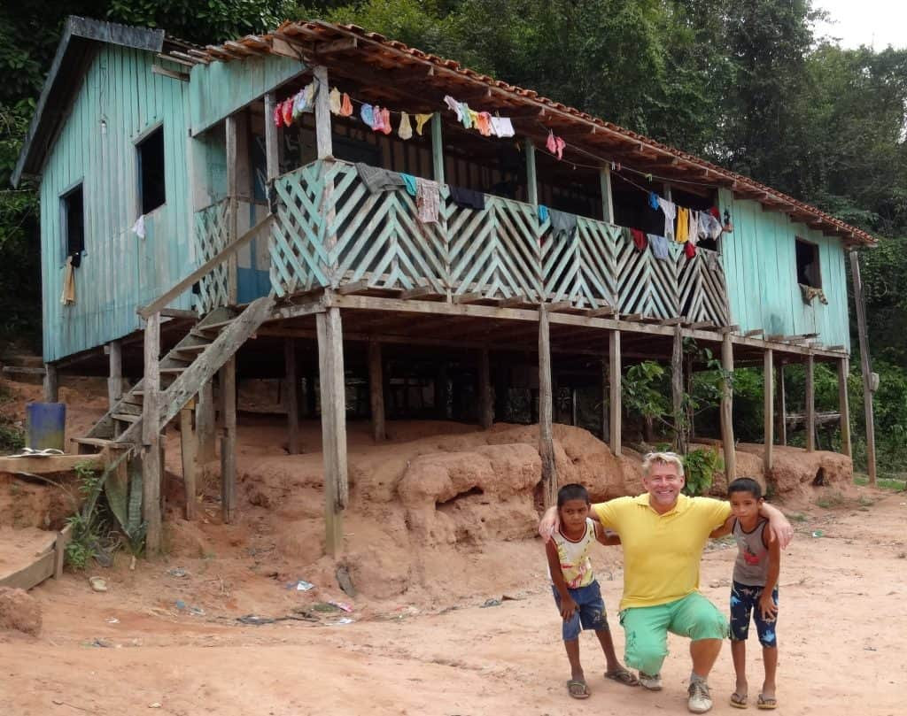 Boca da Valeria, Brazil  - 2013