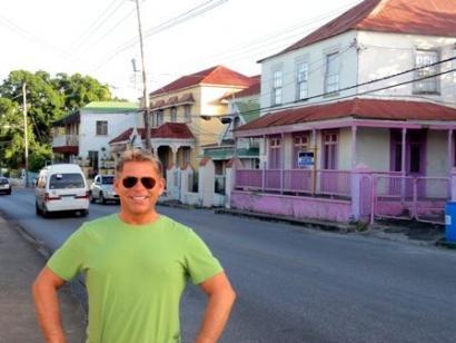 Bridgetown, Barbados - 2012