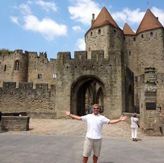 Carcassonne, France - 2012