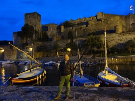 Collioure, France - 2012