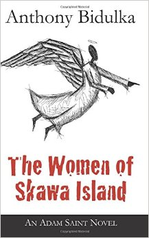 Adam Saint #2: The Women of Skawa Island