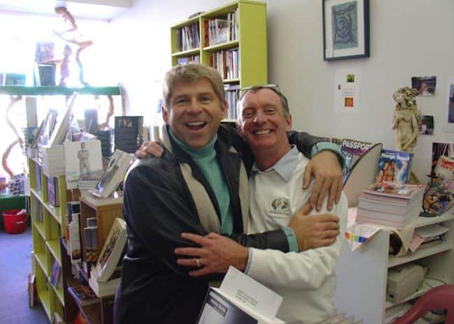 David Rimmer of After Stonewall Bookstore - Ottawa