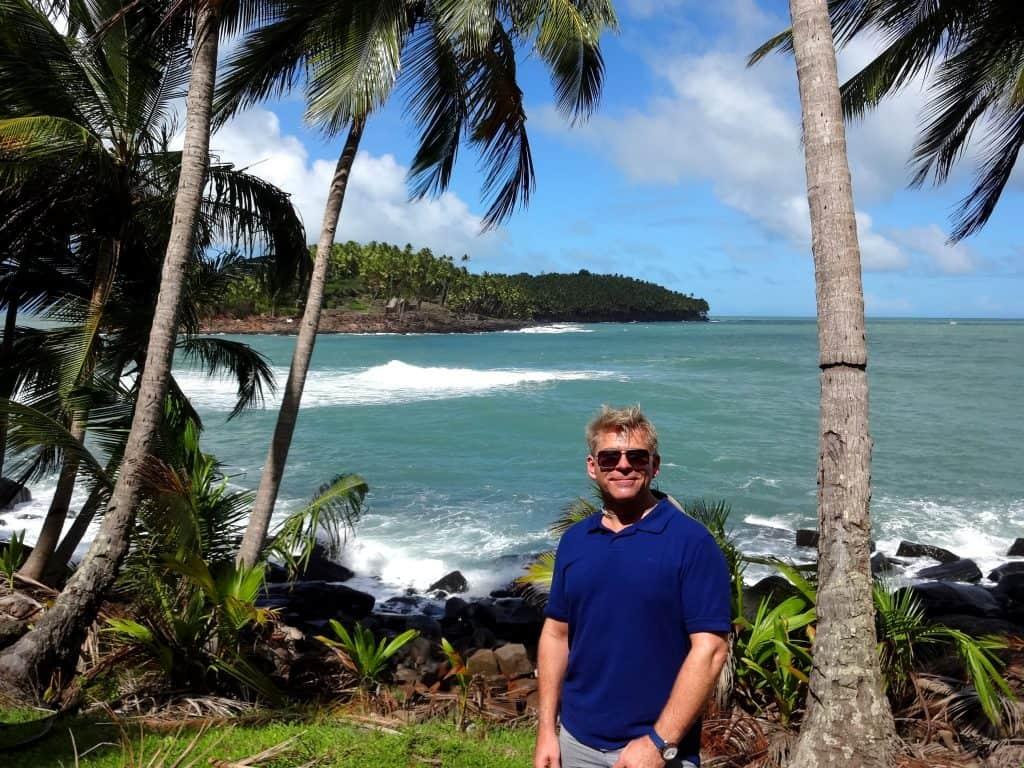 Devil's Island, French Guiana - 2013