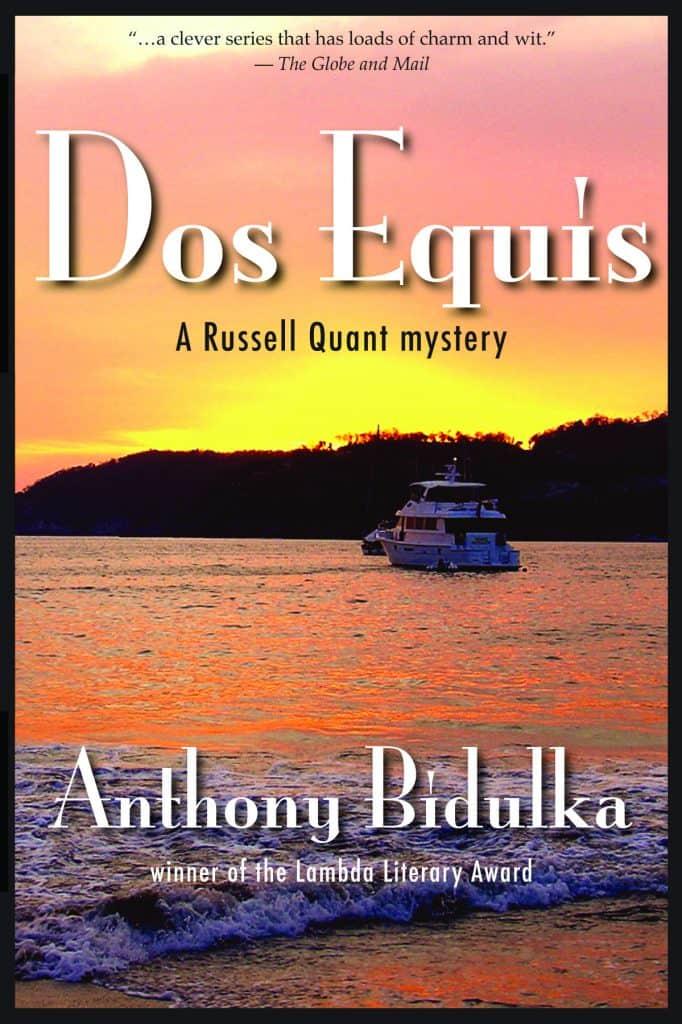 Dos Equis: A Russell Quant Mystery #8