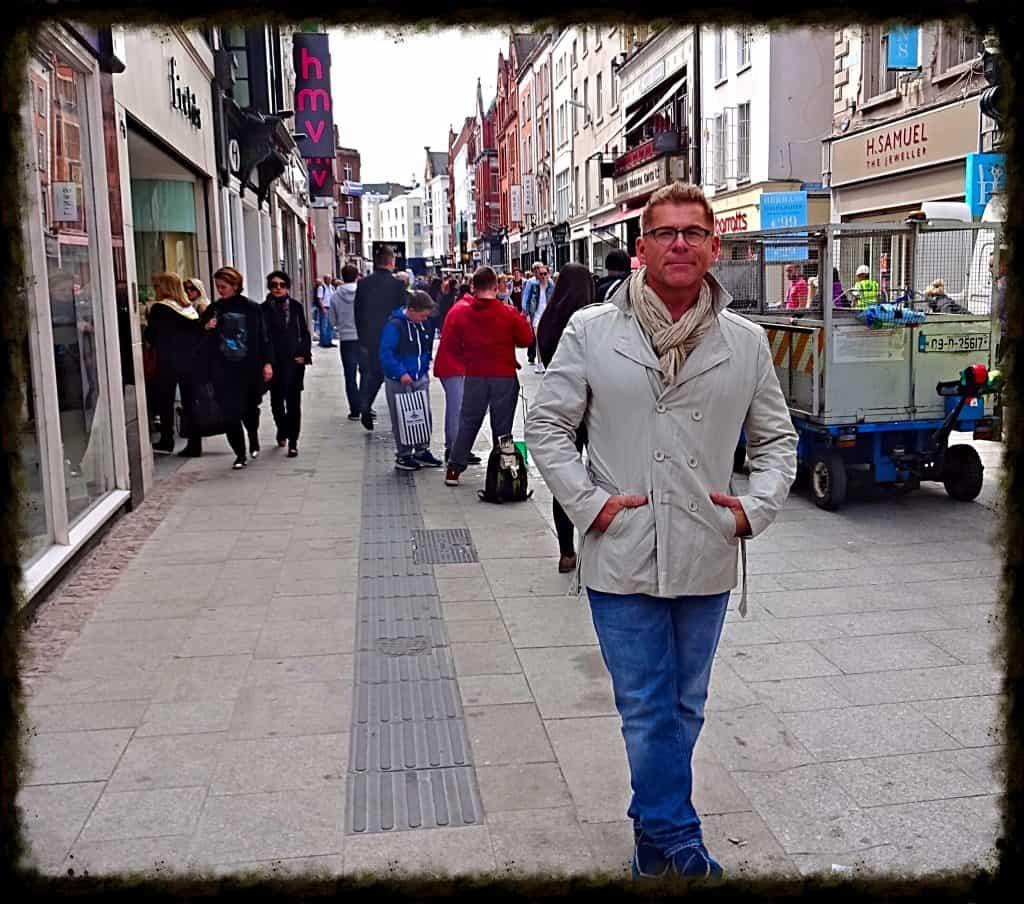 Dublin, Ireland - May 2014