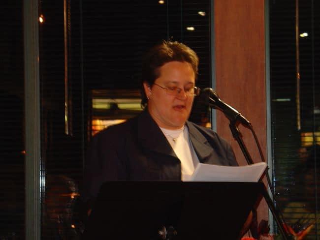 Editor Catherine Lake