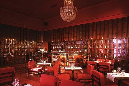 Egytian Bar where Katie Edwards meets the mystery man