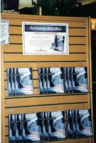 First Books on Shelf