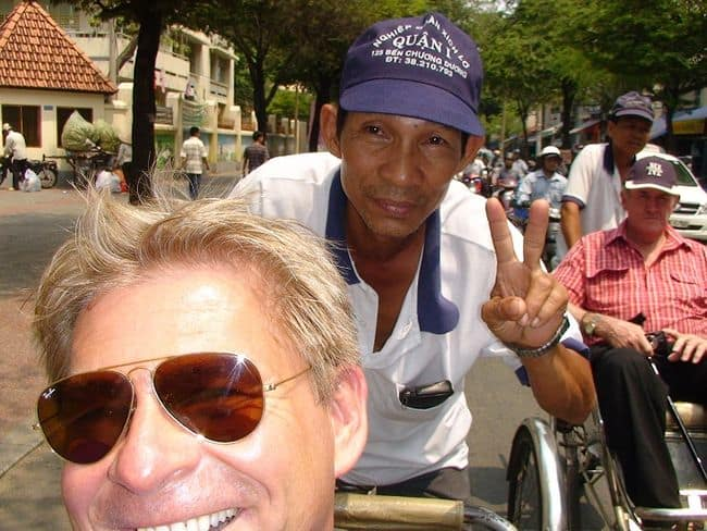 First Rickshaw