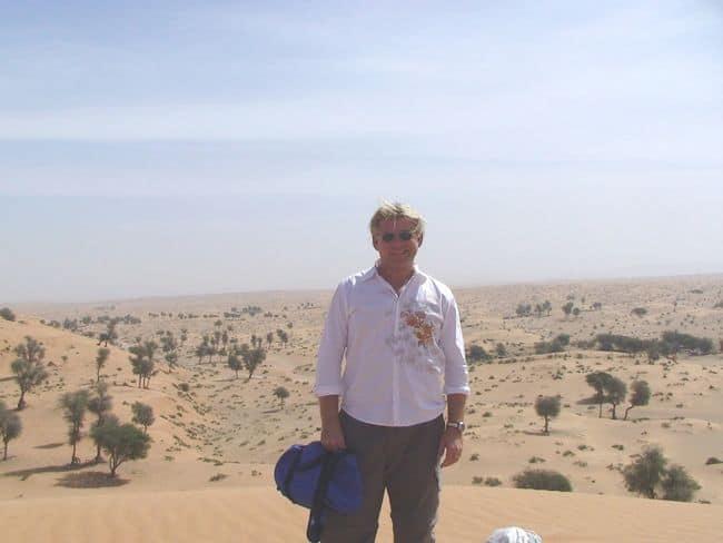 Fujairah, UAE - 2008