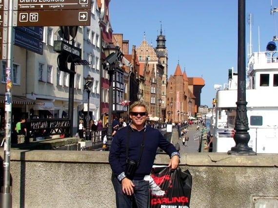 Gdansk, Poland - 2009