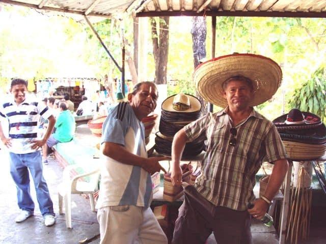 Getting fleeced in Acapulco