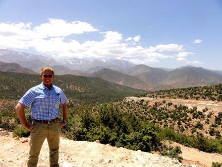 Anthony Bidulka High Atlas Mountains, Morocco - 2012