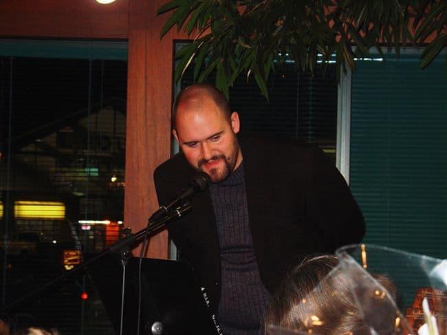 Ian of Saskatoons McNally Robinson
