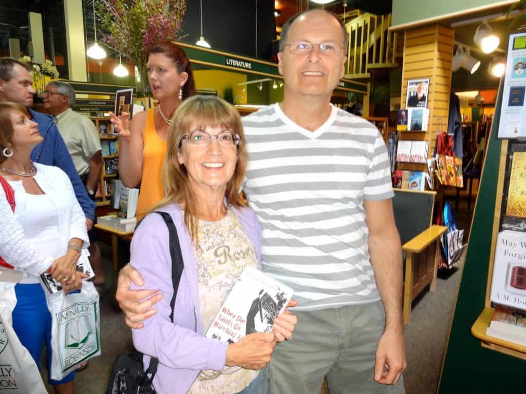 Debbie & John