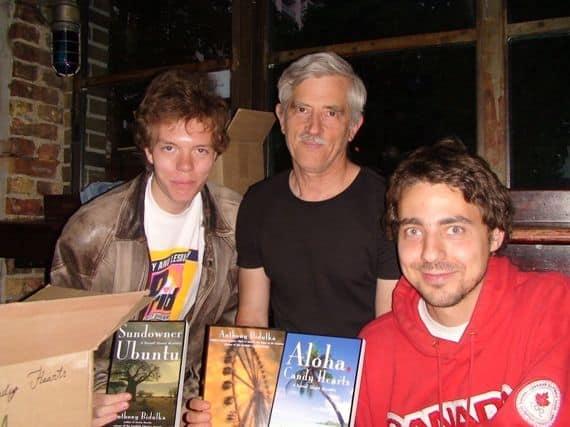 Josh, John and Prodan-Glad Day Bookstore - Toronto, ON