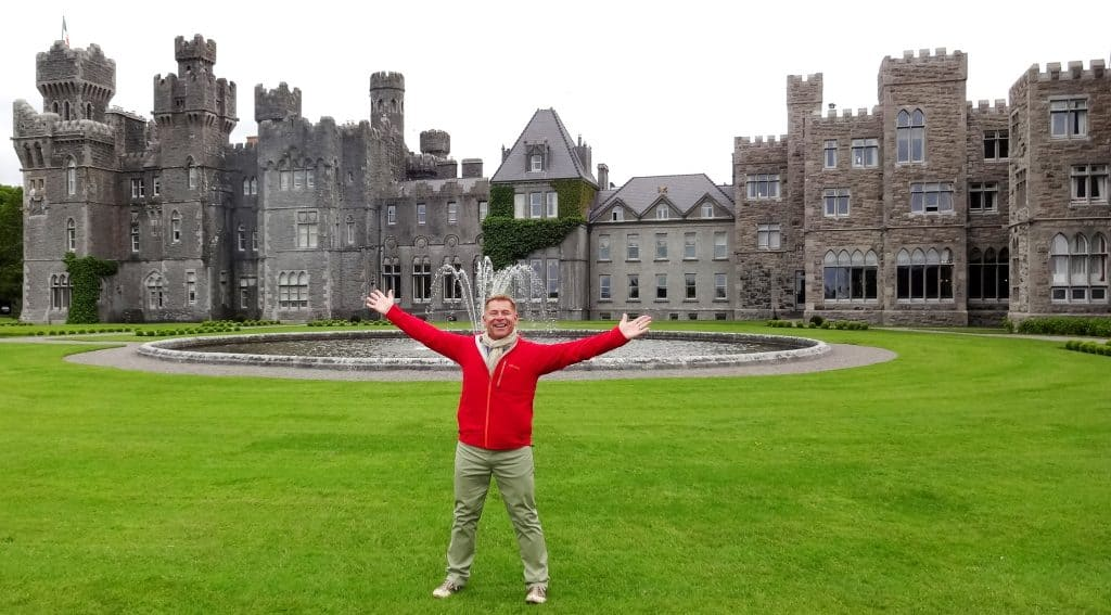King For the Day - Ashford Castle, County Mayo - 2014