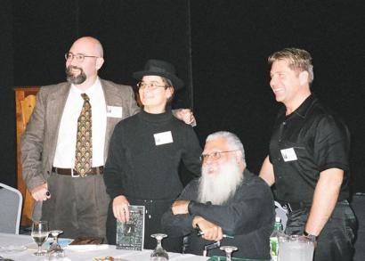 Lambda Literary Foundation International Writer's Festival 2003 - Provincetown, MA