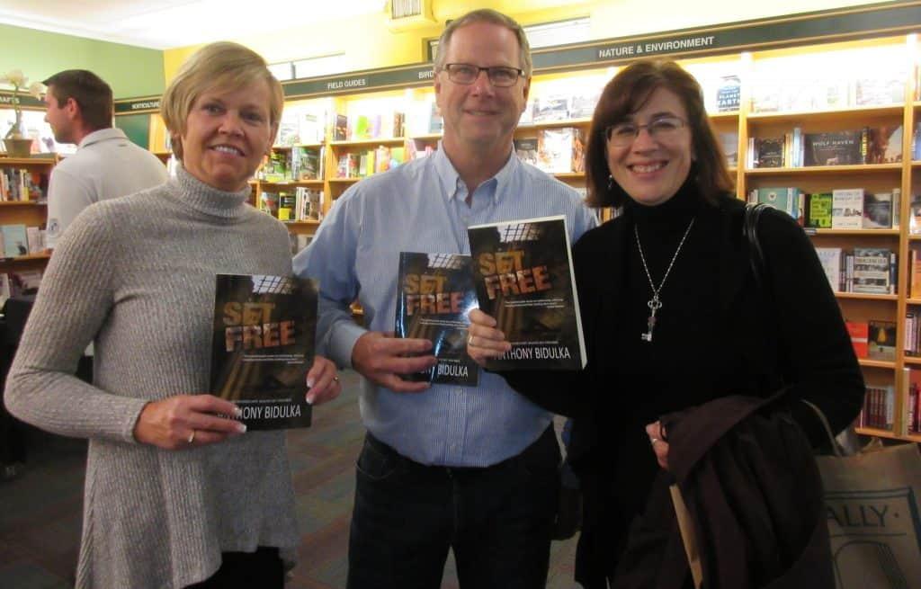 Lorna, Greg, Jill