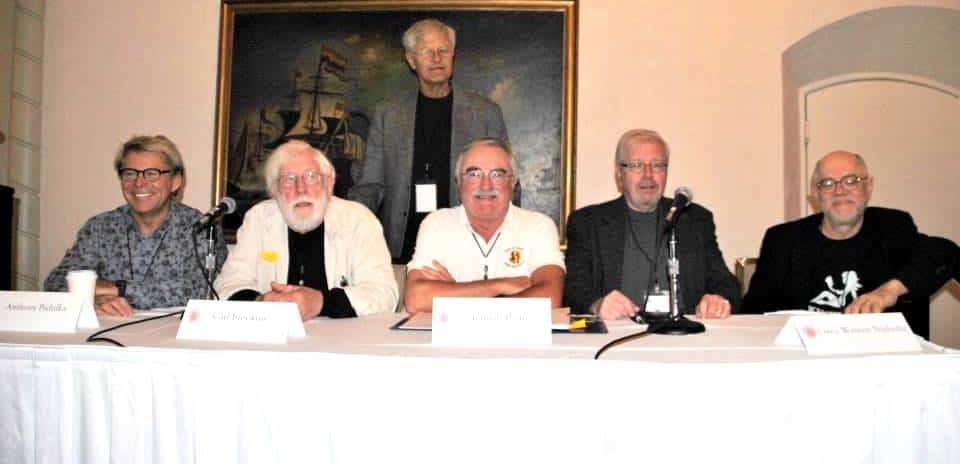 Magna Cum Murder Panel