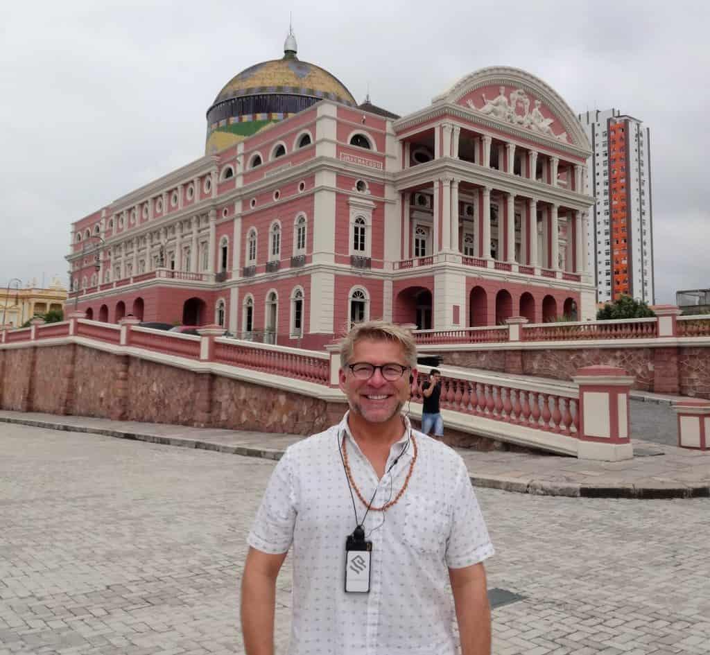 Manaus, Brazil - 2013