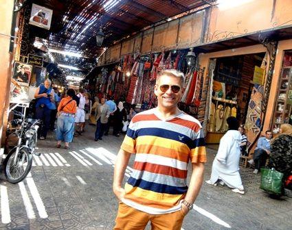 Marrakech, Morocco - 2012
