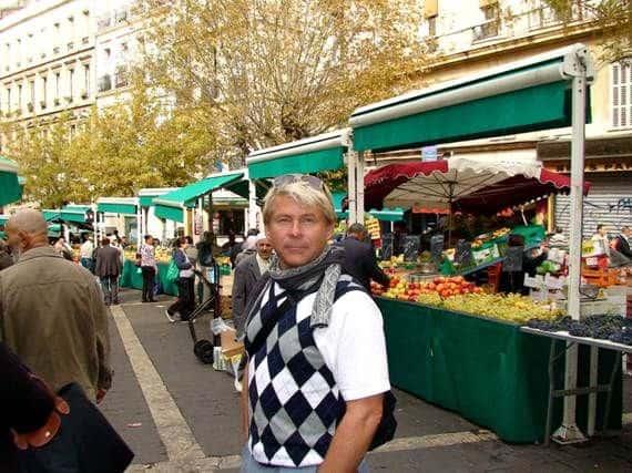 Marseille, France - 2010