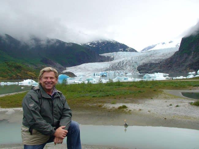 Mendenhall Glacier, Alaska - 2008