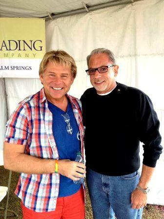 With reader Michael Metzler