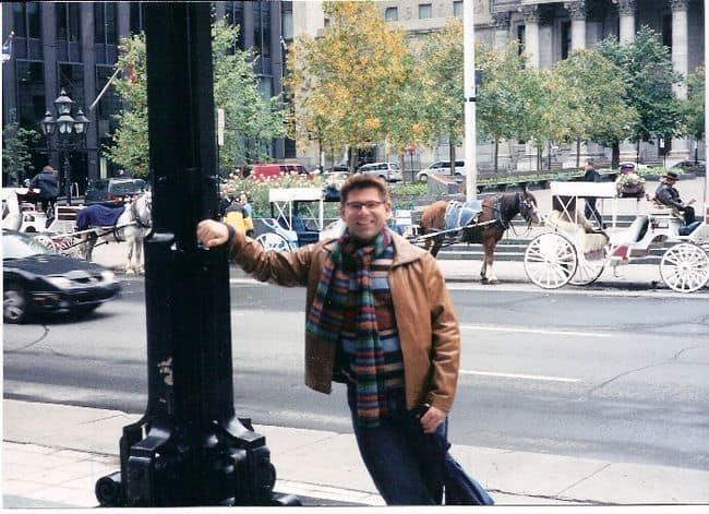Montreal, Quebec - 2001