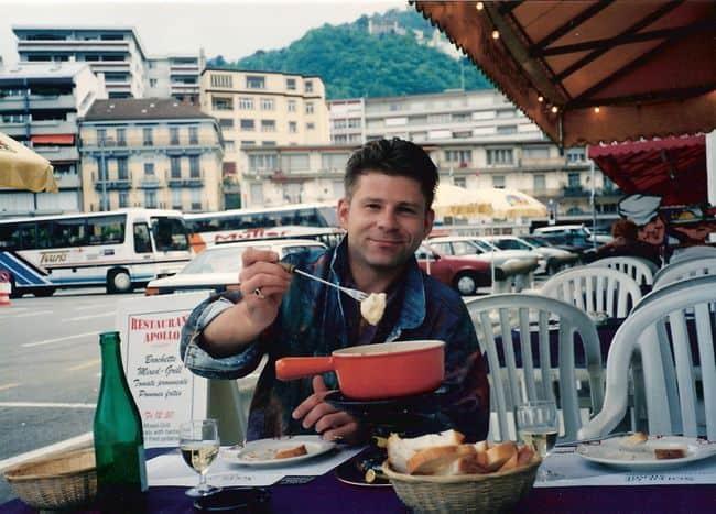 Montreux, Switzerland - 1994