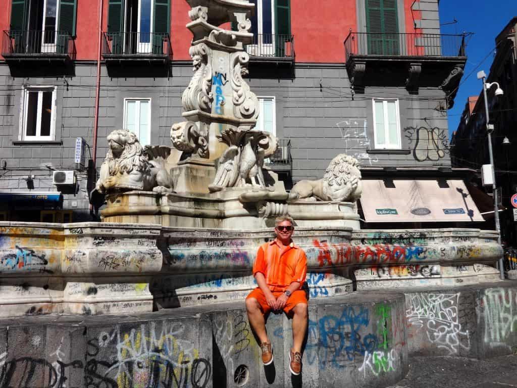 Naples, Italy - 2013