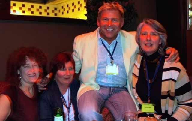 NAT Grant, Barbara Fradkin, Louise Penny