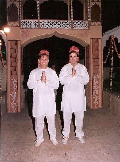 New Delhi, India - 1993