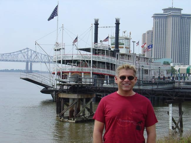 New Orleans, Louisiana - 2007