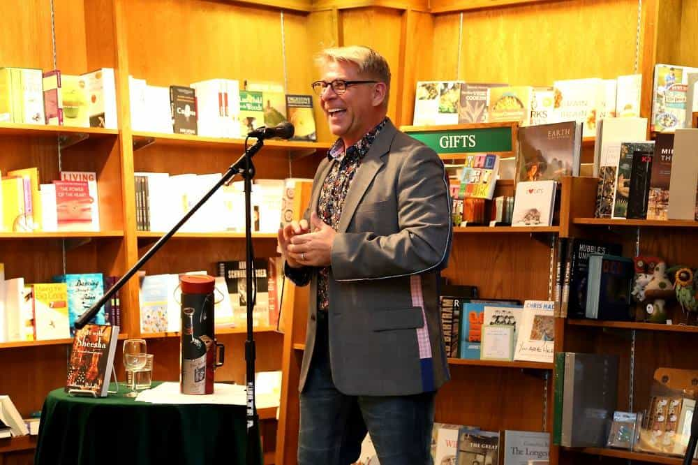 Owl's Nest Bookstore-Calgary-October 2014
