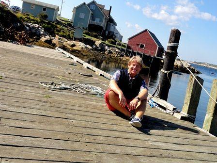 Peggy's Cove, Nova Scotia - 2011