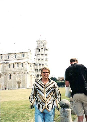 Pisa, Italy - 2002