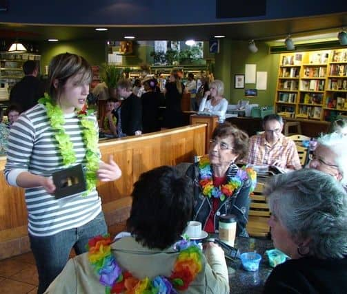 Saskatoon Launch-Random Acts of Poetry by Taylor Leedahl