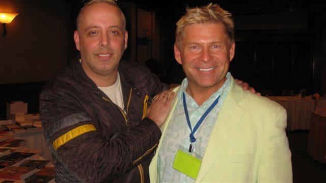 With Richard Burnett - Editor-at-Large, HOUR Magazine