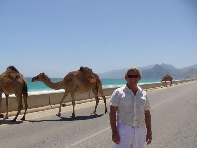 Salalah, Oman - 2008