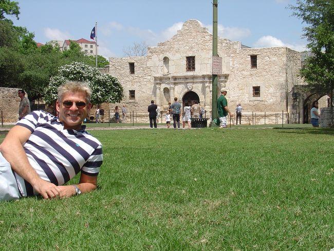 San Antonio, Texas - 2007