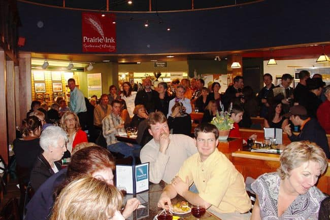 Saskatoon Launch Audience